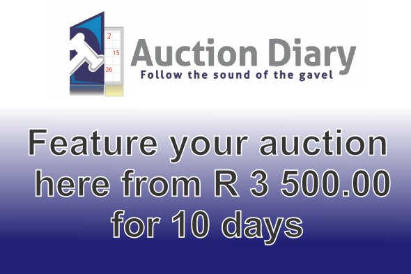 Feature your Auction Here
