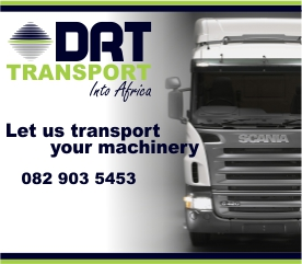 DRT Transport - Into Africa