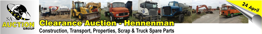 SA Auction Group - Hennenman Clearance Auction - 24 April